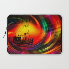 Time- Tunel100 Laptop Sleeve
