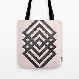 Geometric loop Tote Bag