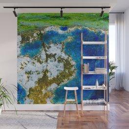Ocean Vibe Wall Mural
