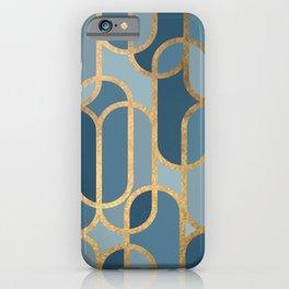 Art Deco Graphic No. 167 iPhone Case