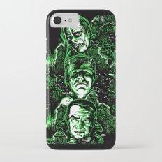 House of Monsters Phantom Frankenstein Dracula classic horror iPhone 7 Slim Case