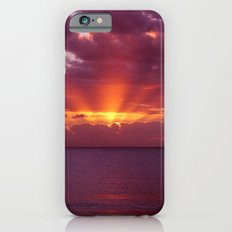 Let the new day lift your spirits to the sky iPhone 6s Slim Case