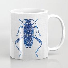 Blue Beetle IV Coffee Mug