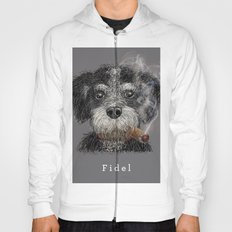 Fidel - The Havanese is the national dog of Cuba Hoody
