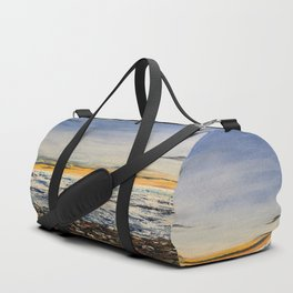 Peaceful Thoughts Duffle Bag
