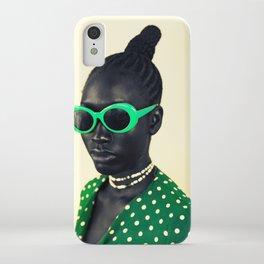 Georgina Gina III iPhone Case