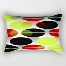 Bright colors of  autumn... Rectangular Pillow