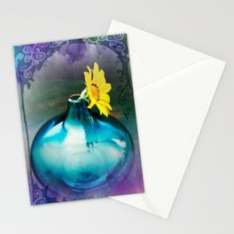 Blue Vase Stationery Cards