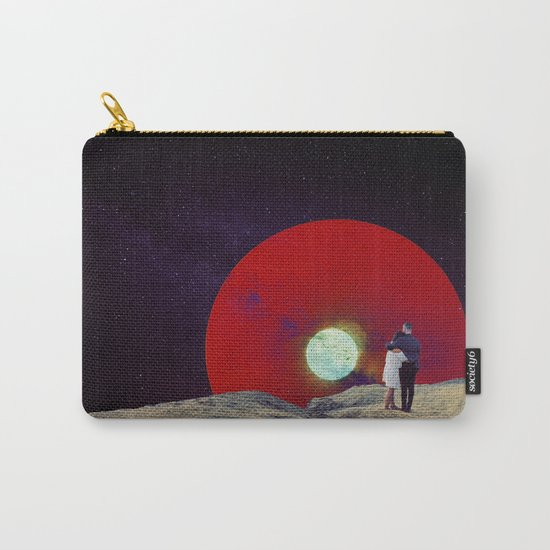 Together with the Sunset Carry-All Pouch