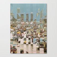Miami Beach, Florida Canvas Print