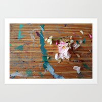 Somebody Made You Art Print