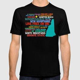 New Hampshire Native T-shirt