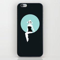 Girl #5 iPhone & iPod Skin
