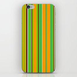 Stripes-008 iPhone Skin