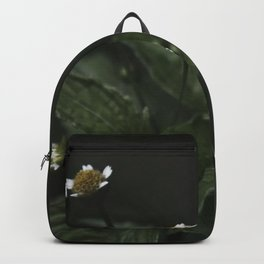Botanical Still Life Chamomile Backpack