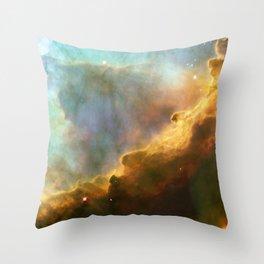 swan song for sagittarius   space #13 Throw Pillow