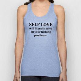 Self Love Unisex Tank Top