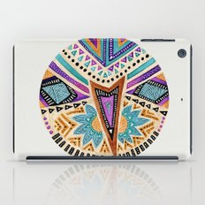 Tribal Folk Icon iPad Case