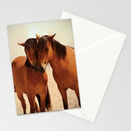 Beached Ponies - Love Stationery Cards