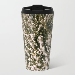 White Travel Mug