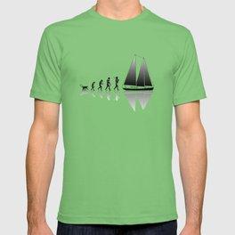 Sailor Evolution T-shirt