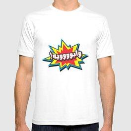 Arabic comic - waboyeeh T-shirt