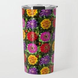 Summer Bouquet 4 Travel Mug