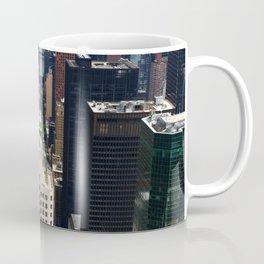 NewYork New York - A View Over Manhattan Coffee Mug