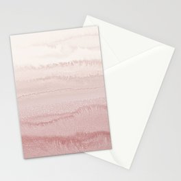 WITHIN THE TIDES - BALLERINA BLUSH Stationery Cards