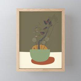 Centerpiece - A Quiet Life Framed Mini Art Print