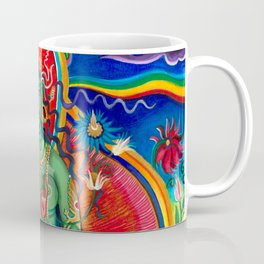 Green Tara Coffee Mug
