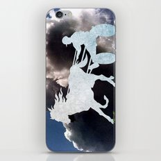 Chariots of Fire - Harness Racing iPhone & iPod Skin