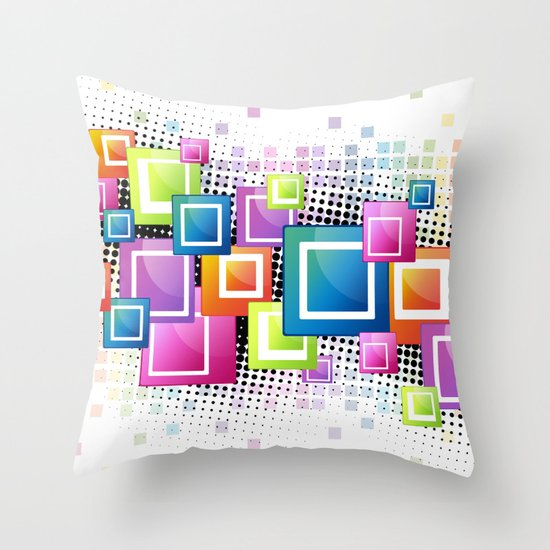 I'm Just Too Freakylicious For Ya Babe.  Throw Pillow