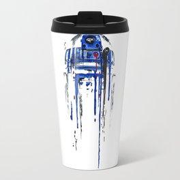 A blue hope 2 Travel Mug