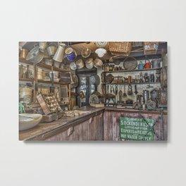 General Store. Metal Print