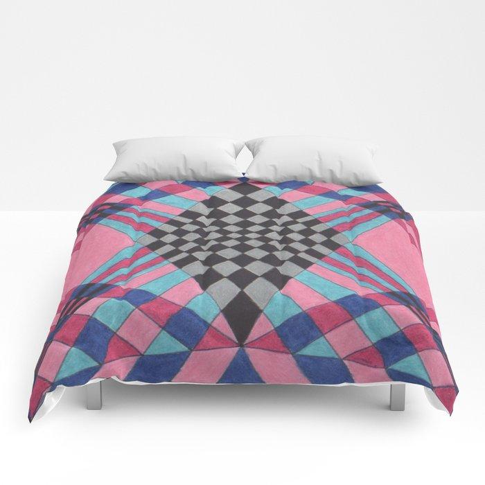 Pink Hope Comforters