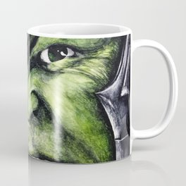 SMASH: The Hulk Coffee Mug