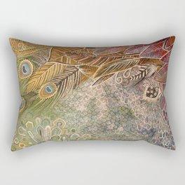 Animal Reign Rectangular Pillow
