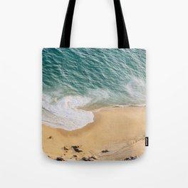 Ocean Swirl Tote Bag