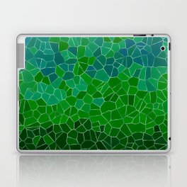 Mosaic Forest Laptop & iPad Skin