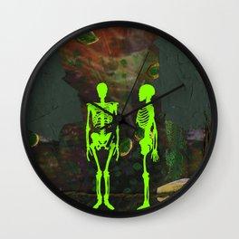 La Petite Mort, No. 4 Wall Clock