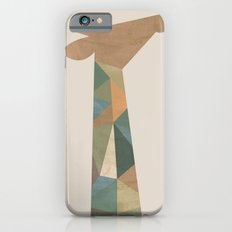 Abstract Giraffe iPhone 6s Slim Case