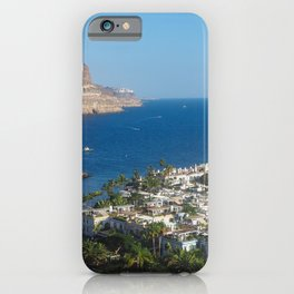 Puerto de Mogan iPhone Case