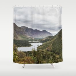 Swiftcurrent Valley Shower Curtain