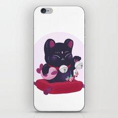 Lucky Cat iPhone Skin