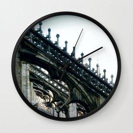 Stone Lace Wall Clock