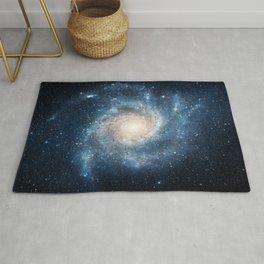 Spiral Galaxy Rug
