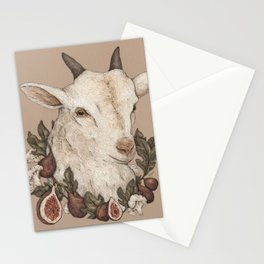 Goat and Figs Stationery Cards