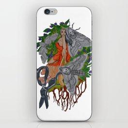 Mz. Morta Atropos iPhone Skin
