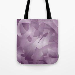 Cosmos in Violet Tote Bag